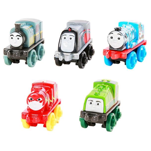 Thomas & Friends 托马斯&朋友 迷你小火车 DFJ15(随机一款)
