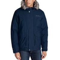 Eddie Bauer 艾迪堡 10112146 男士优质2.0羽绒派克大衣