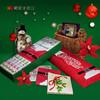 Renova 圣诞印花餐巾纸 3层 20张*8包 ( 330*330mm)