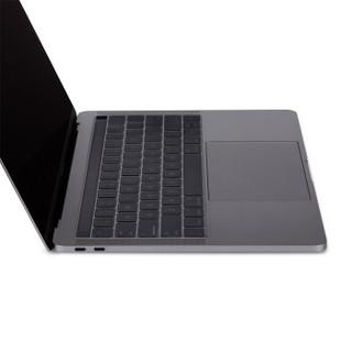 Moshi摩仕 新款苹果笔记本MacBook Pro键盘膜ClearGuard MB 12/13 无Touch Bar US 适用于国行/港行等机型