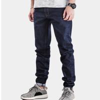 HARDLY EVER'S 888A 男士直筒原色牛仔裤