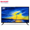 SHARP 夏普 32英寸 2T-C32ACSA 高清平板液晶电视机 (塑料边框) 899元