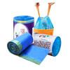 女王节 e洁自动收口垃圾袋加厚45*50cm*100只一次性塑料袋 10.63元