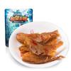 三只松鼠肉食海味即食鱼干小鱼仔香辣味香酥小黄鱼96g/袋 *13件 85.4元(合6.57元/件)