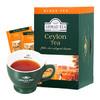 英国亚曼(AHMAD TEA)锡兰红茶袋泡茶包斯里兰卡高地红茶可调制奶茶2g*20包 26元