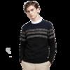 男式条纹针织羊毛衫 329元