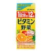 ITOEN 伊藤园 维生素蔬菜果汁 200ml/盒  *8件 53.2元(103.2-50)