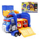 灵动创想 帮帮龙出动儿童玩具男孩女孩变形玩具帮帮龙救援队基地-烈牙象5932