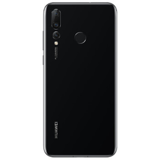 HUAWEI 华为 nova 4 智能手机 亮黑色 8GB 128GB 标准版