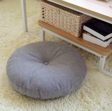 桫椤 亚麻坐垫 榻榻米坐垫