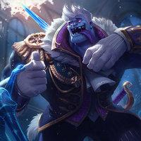 《英雄联盟》冰封王子 蒙多