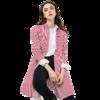 女式外套式条纹衬衫 194元