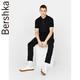 Bershka 男士 素色 POLO 衫 03553987800