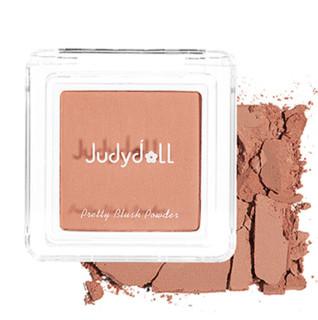 Judydoll 橘朵 润色丝滑单色腮红 2g
