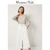 Massimo Dutti女装 斗篷式闪亮针织衫 05604660303 220元
