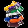 学院风日系纯棉百搭卷边中筒堆堆袜 14.8元包邮(需用券)