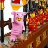LEGO 乐高 中国春节 80102 新年舞龙 限定款(赠五重好礼) 599元包邮(需定金60元)