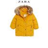 ZARA 新款 女婴幼童 棉服派克外套 05992566950 229元