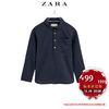 ZARA冬装 童装男童 斑点印花衬衫 07545773401 99元包邮