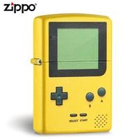 ZIPPO 之宝 纯铜防风打火机 游戏机款