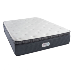 Simmons 席梦思 Beautyrest Platinum系列 Dansby Cove Plush Pillow Top 床垫 Cal King 标准