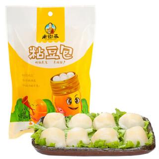 老街基 江米粘豆包 280g 东北特产 黏豆包 真空包装 *19件