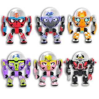 LDCX 灵动创想 蛋蛋小子儿童玩具