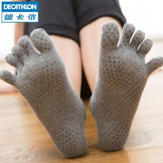 DECATHLON 迪卡侬 YOGAY 女士五指瑜珈袜