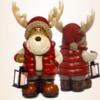 COSTCO 好市多 麋鹿LED圣诞装饰灯