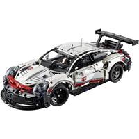 银联返现购:LEGO 乐高 机械组系列 42096 保时捷911 RSR