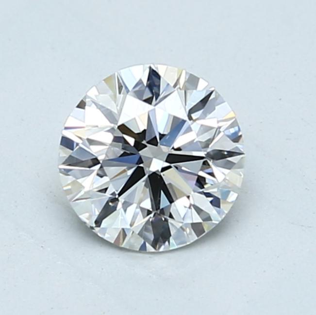 Blue Nile 1.00 克拉圆形钻石(净度VS2、成色E、切割VG)