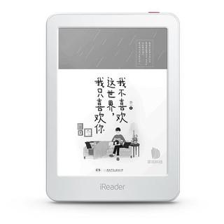 iReader 掌阅 Light悦享版  6英寸电子书阅读器 8GB