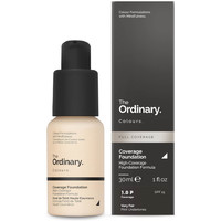 The Ordinary 遮瑕粉底液 SPF15 30ml
