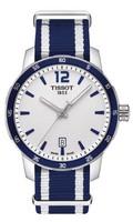 TISSOT 天梭 Quickster T095.410.17.037.01 男士时装腕表