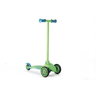 Little Tikes 小泰克 儿童三轮滑板车 绿色 *2件
