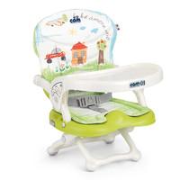 宝宝餐椅 便携式CAM进口多功能可折叠儿童餐椅婴儿餐椅吃饭餐桌椅333