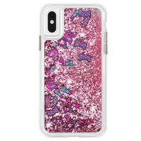 Case-Mate 时尚猫 游动液体流沙 iPhone XS/Max手机壳