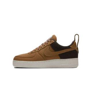 NIKE 耐克 Carhartt WIP x Nike Air Force 1 Low 休闲板鞋 (咖啡色、41码)