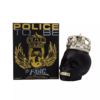 POLICE 警察 TO BE THE KING 黑色骷髅头男士香水 125ml