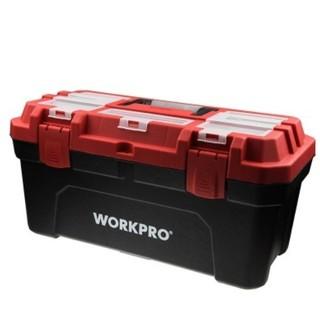 WORKPRO 万克宝 W02020103M 塑料工具箱 20寸