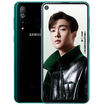 SAMSUNG 三星 Galaxy A8s 智能手机 极光黑 6GB+128GB