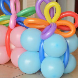 京唐 长条魔术气球 100只