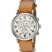 TIMEX 天美时 WEEKENDER TWC0635009J 男士时装腕表