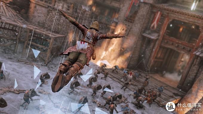 重返游戏:《荣耀战魂》X《刺客信条》联动活动公布