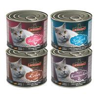 leonardo 小李子 德国 猫罐头 (海洋鱼口味、200g)