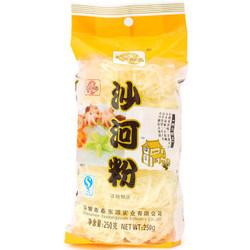 农家御品 沙河粉 广东河粉宽粉酸辣粉方便米粉米线玉米粉丝250g *67件