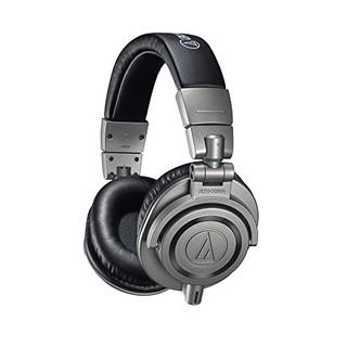 中亚Prime会员 : audio-technica 铁三角 ATH-M50x 封闭式头戴 专业监听耳机