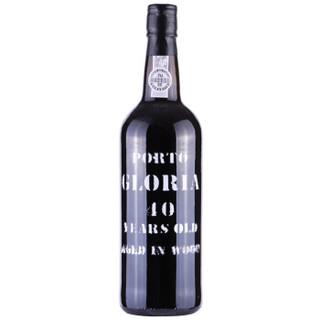 Gloria Vanderbilt 杜罗河产区 格洛瑞亚40年陈酿波特酒 DOC 750ml
