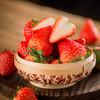 农赐 双流红颜奶油冬草莓 750g