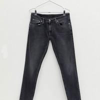 Nudie Jeans Skinny Lin 男士紧身牛仔裤